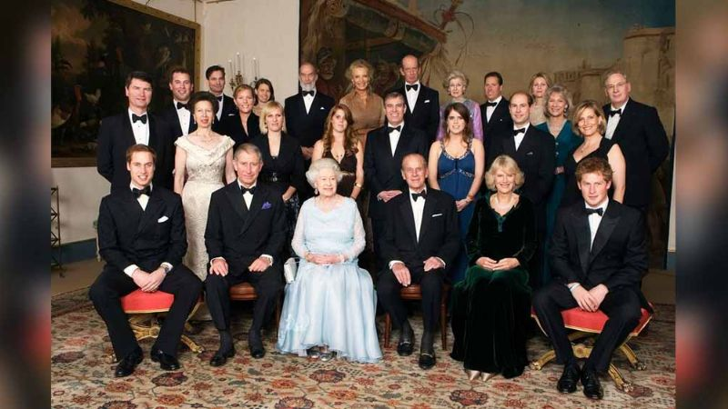 Foto inédita de la familia real se 'filtra' a redes sociales y causa revuelo