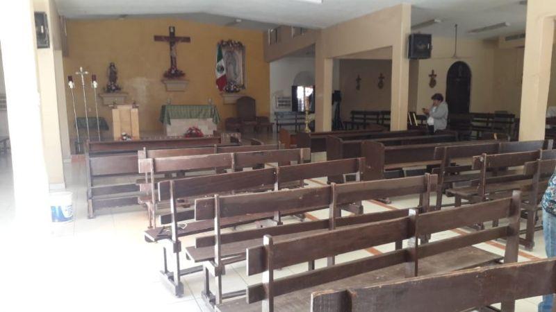 Una parroquia de Huatabampo es visitada por los amantes de lo ajeno