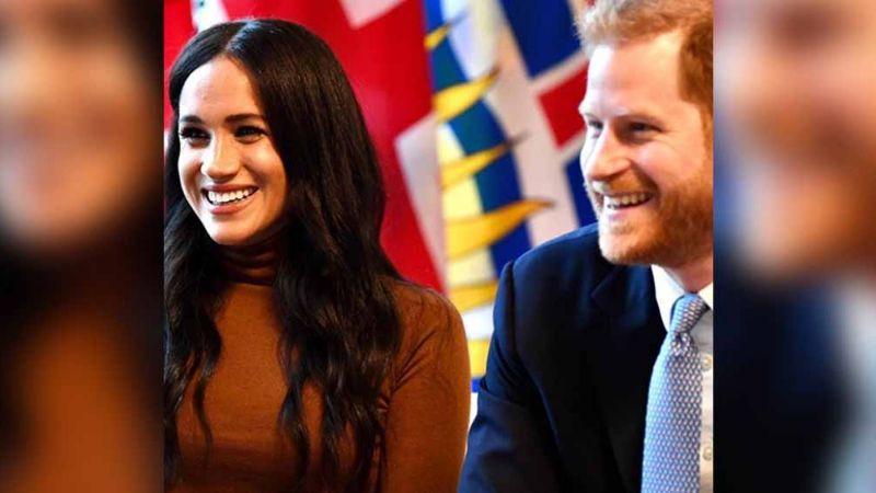 'Gira' del adiós: Príncipe Harry regresa al Reino Unido sin Meghan y Archie
