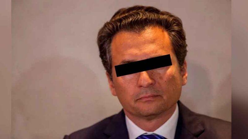 SRE pide a España la extradición de Emilio Lozoya de manera formal