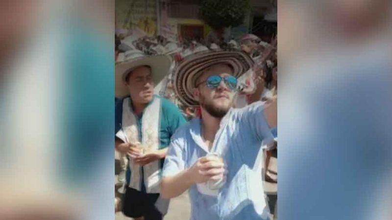 Filtran video de los estudiantes de Puebla horas antes de ser asesinados