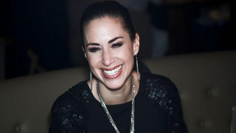 ¡En tu cara Laura G! Marta Guzmán ya volvió a la televisión como conductora