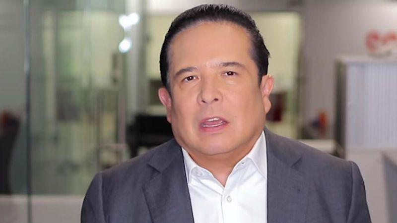 Gustavo Adolfo aplaude a TV Azteca por la gran final de 'La Academia'