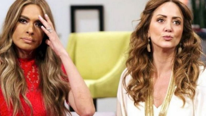 ¿Cuál amistad? 'El Burro' confirma que Galilea y Legarreta sí se pelean en 'Hoy'