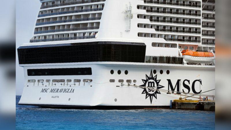 Reportan al menos 7 mexicanos a bordo del crucero varado en Cozumel
