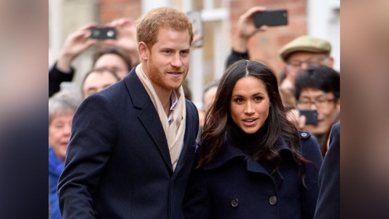 'Meghan Markle: Escapa de la Corona', nueva serie sobre la vida de la duquesa