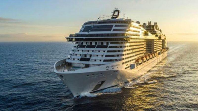 Tras descartar casos de coronavirus, crucero recibe certificado de salud