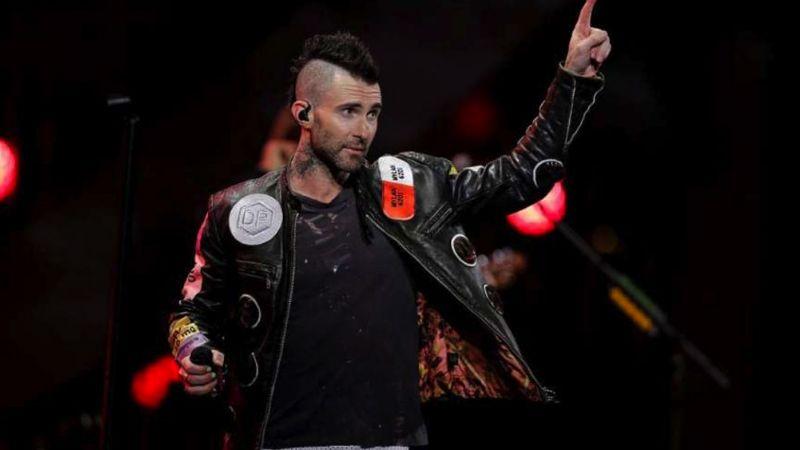 """""""Maldita ciudad"""": Adam Levine insulta a Viña del Mar tras show de Maroon 5"""