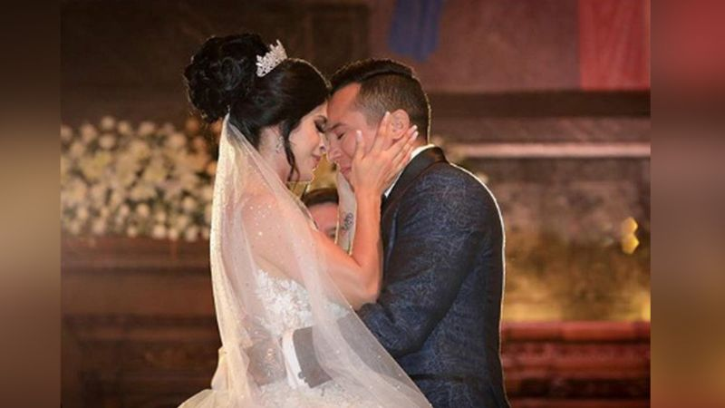 Edwin Luna sufre por el amor de una mujer que no es Kimberly Flores