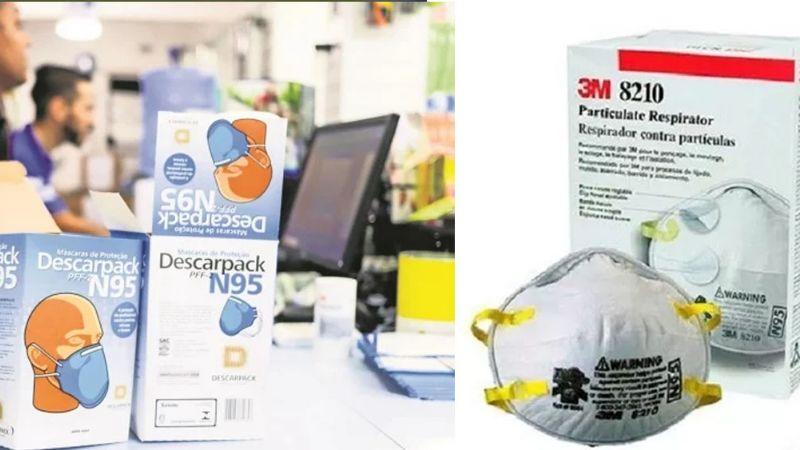 La mascarilla N95, el cubrebocas más buscado para prevenir coronavirus