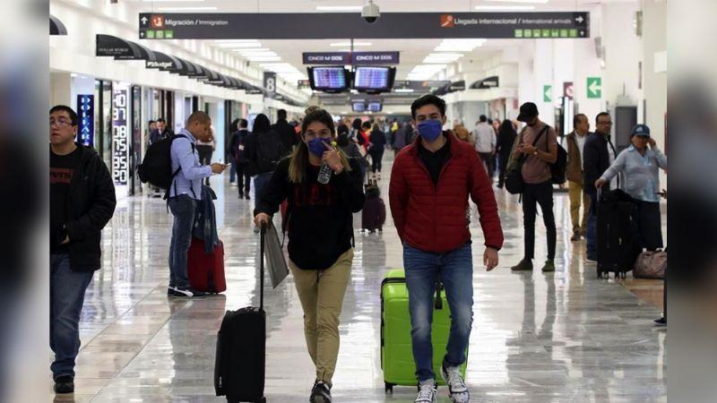 Coronavirus en México: AICM aumenta sus medidas para evitar contagios