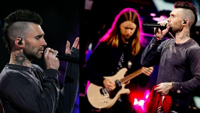 """""""Realmente lo siento"""": Adam Levine de Maroon 5 aclara escándalo en Viña del Mar"""