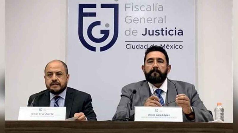 Fiscalía de la CDMX investiga la desaparición de 2 mujeres