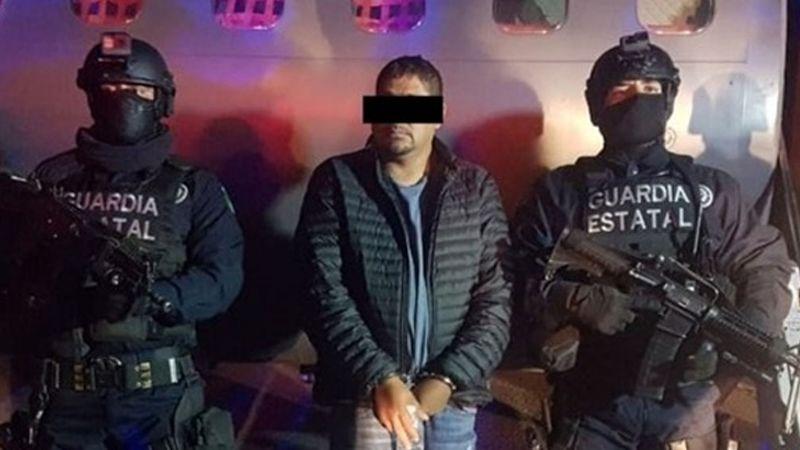 Guardia Nacional detiene al 'brazo derecho' de 'El Marro', líder del CSRL