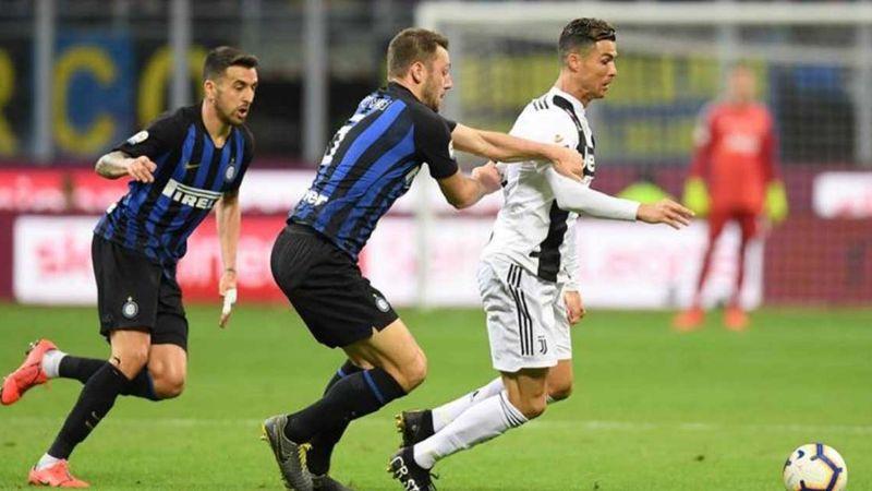 Coronavirus: La serie A suspende el duelo entre Juventus y el Inter de Milan