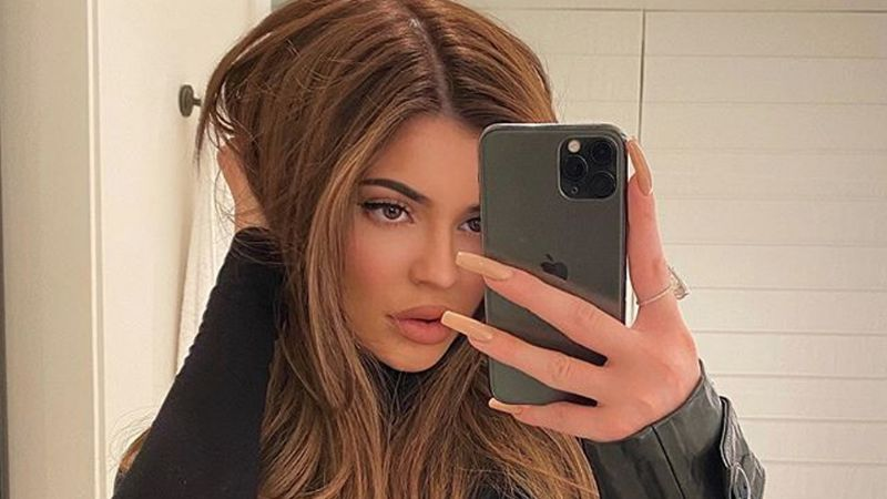 VIDEO: Tras su ruptura amorosa, Kylie Jenner luce tremendo bikini negro