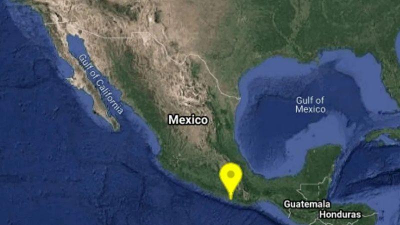 Sismo en Oaxaca: Temblor magnitud 4.1 sacude y despierta a Pinotepa Nacional