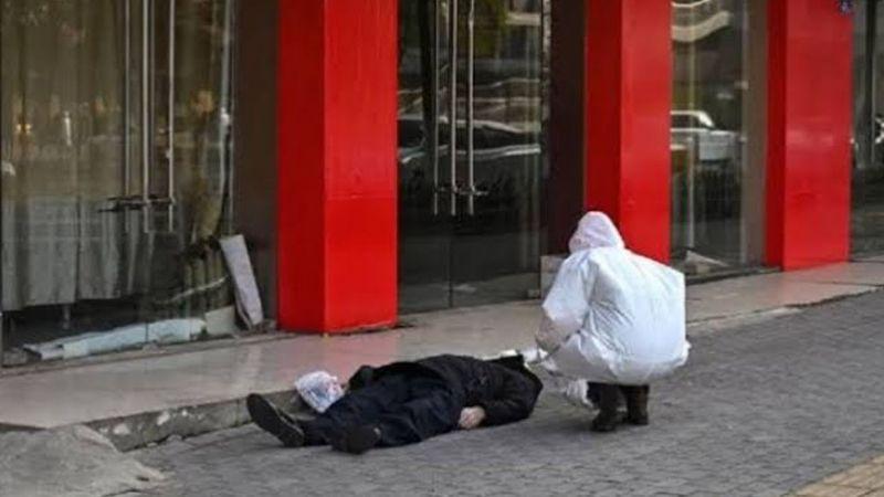 Los cadáveres serán desinfectados, embolsados y quemados en China