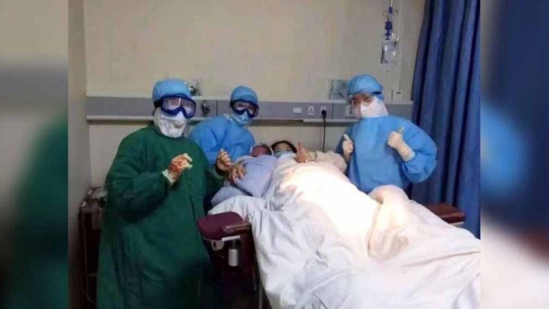 Vida en medio de la crisis: Nace bebé en unidad en cuarentena por coronavirus
