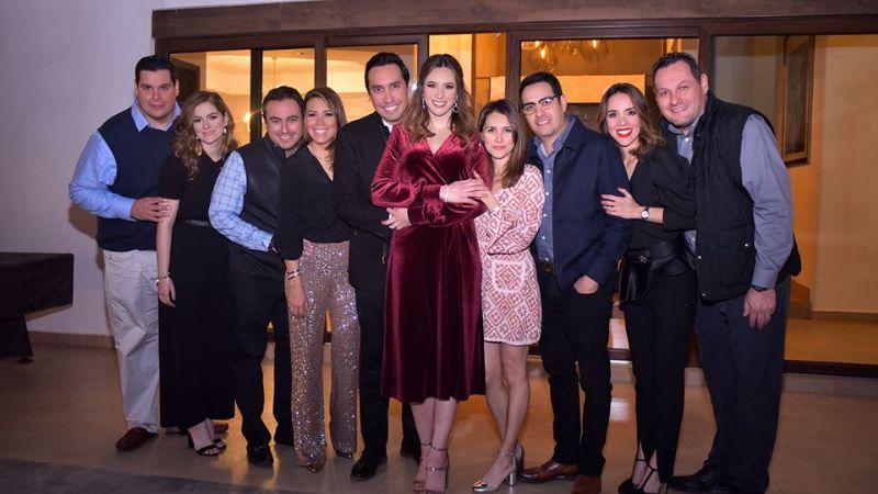 Ana Lucía Esquer y Conrado Alcalá reciben un importante bridal shower