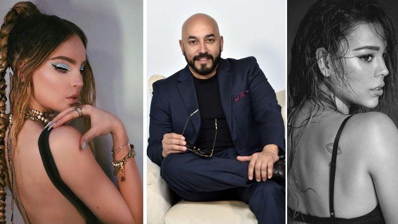 ¡Tiembla Belinda! Danna Paola pide a Lupillo que le cante romántica canción