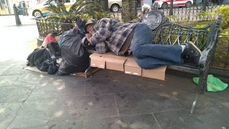 El DIF Navojoa apoya a personas indigentes o migrantes por el frío