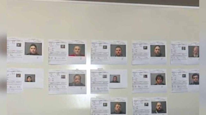 Caen 14 miembros de red sexual infantil en Ohio; uno era maestro de kínder