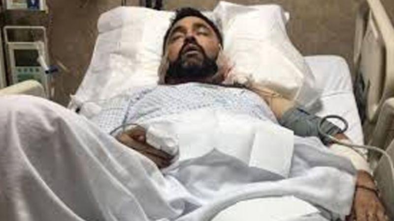 """Periodista baleado le reclama de frente a AMLO: """"Presidente nos están matando"""""""