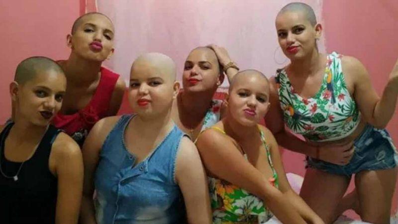 Acto de amor: El gesto de jóvenes tras saber que su hermana tiene cáncer