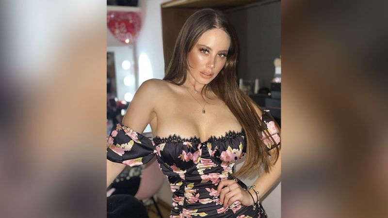 Ignacia Michelson deja sin aliento a seguidores al posar en cachetero bikini