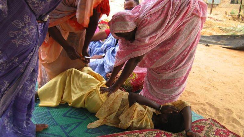 ONG: 4.1 millones de niñas están en riesgo de sufrir mutilación genital