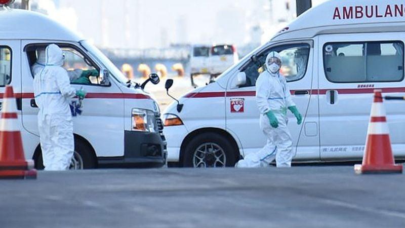 Japón detiene desembarco de otro crucero por sospecha de coronavirus