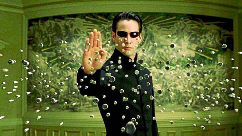 ¿'John Wick' en 'Matrix'? Filtran fotos de Keanu Reeves en plena grabación