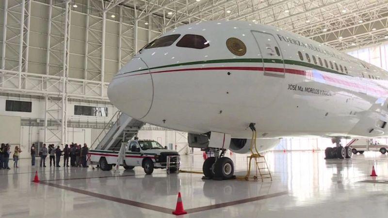 """""""Ya se tomó la decisión"""": AMLO anuncia que el avión presidencial se rifará"""