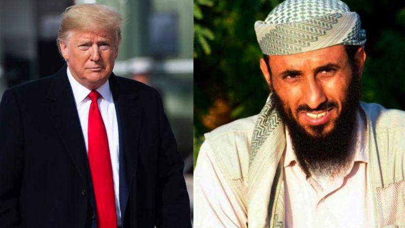"""Trump confirma muerte del líder de Al Qaeda a manos de EU: """"Fue un éxito"""""""