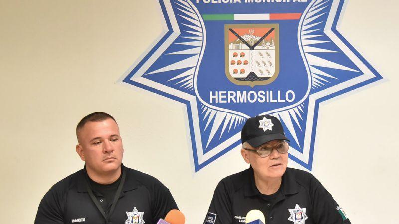 Asesinato de policía municipal de Hermosillo causa indignación