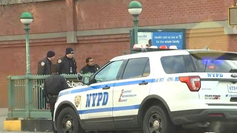En 12 horas, tiroteos en El Bronx de Nueva York dejan a 2 policías lesionados