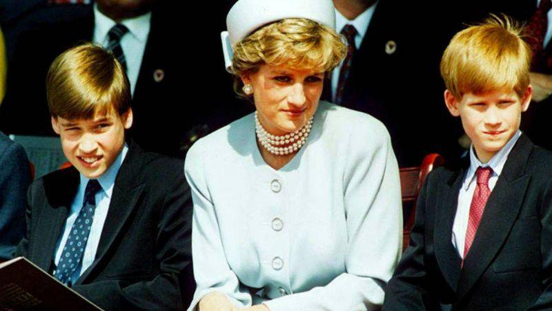 La herencia que Lady Di dejó a William y Harry que los hizo derramar lágrimas