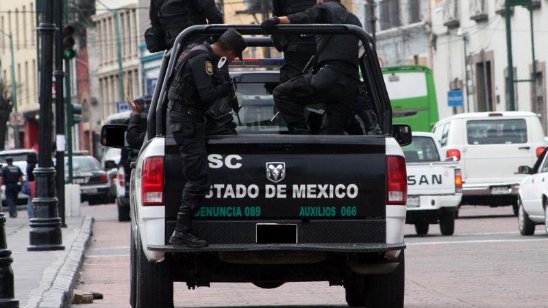 Detienen a presuntos responsables de 10 homicidios en Edomex