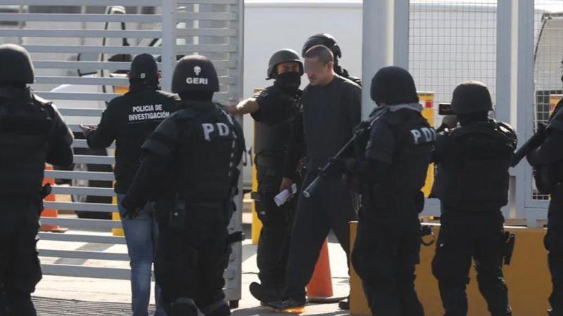 Por secuestro, dan prisión preventiva a 'El Lunares', líder de la Unión Tepito