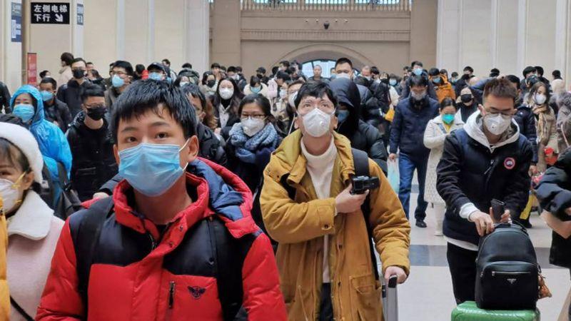 NASA demuestra que la contaminación del aire en China bajó por el coronavirus