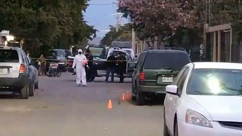Violento inicio de mes: Sujeto es herido de bala en la pierna durante atentado
