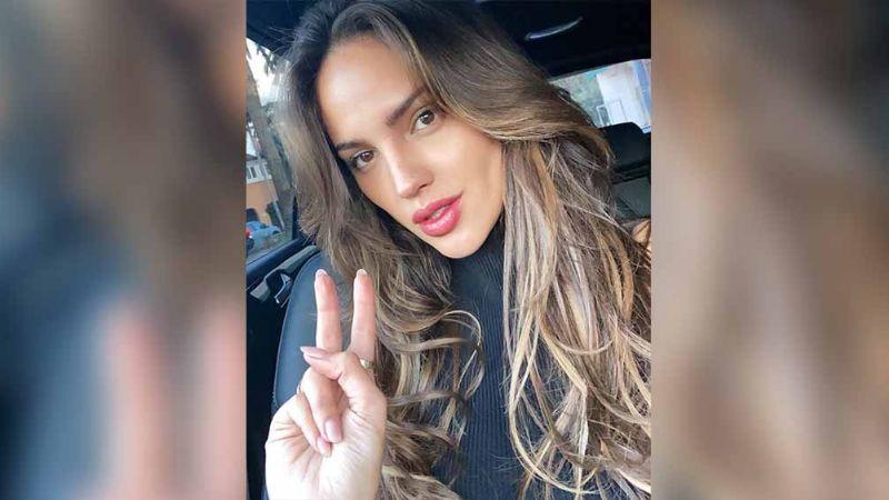 FOTO: Eiza González detiene el tráfico de LA con 'look' casual y cabello corto