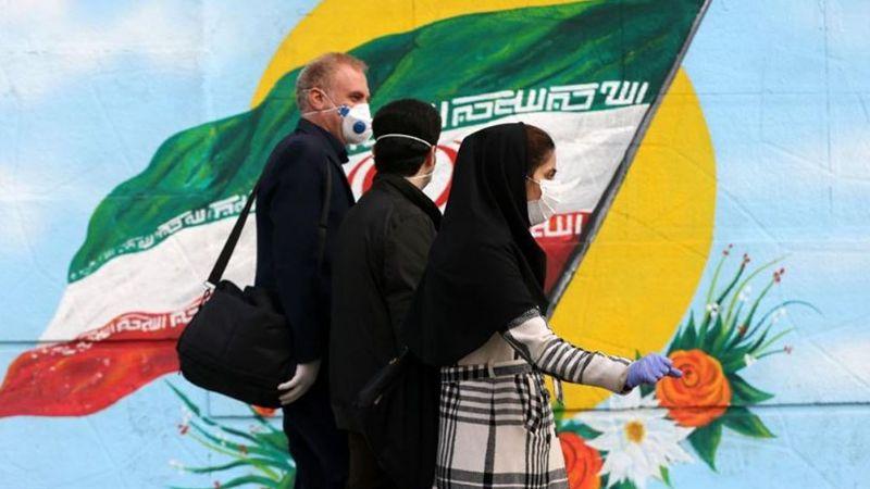 Coronavirus en Irán: Reportan 54 muertes más; hay 8 mil 42 infectados