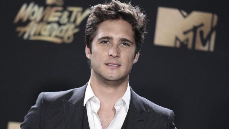 ¿Diego Boneta le consiguió un papel a su hermano en la serie de Luis Miguel?