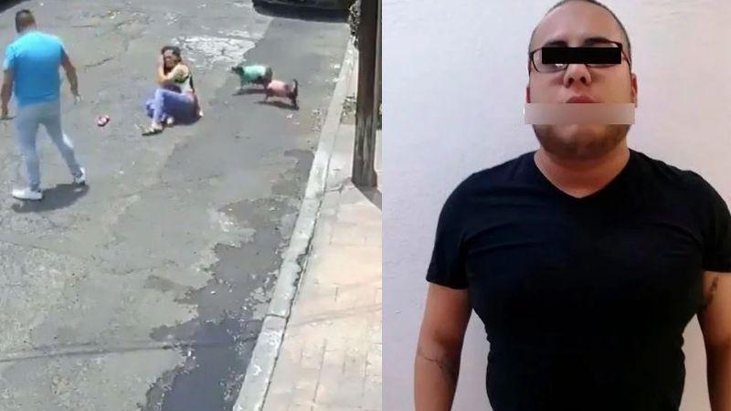 Juez libera a 'El King', acusado de atacar a mujer al pasear sus perros en CDMX