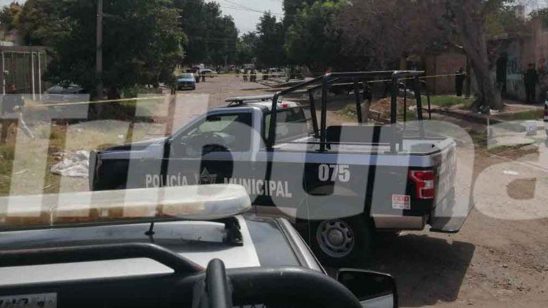 Sicarios con AK-47 asesinan a un hombre al oriente de Ciudad Obregón
