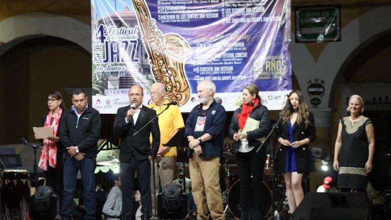 El gobierno de Álamos realiza la Cuarta Edición del Festival de Jazz