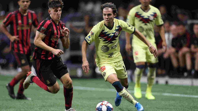 América recibe al Atlanta United en los Cuartos de Final de la Concachampions