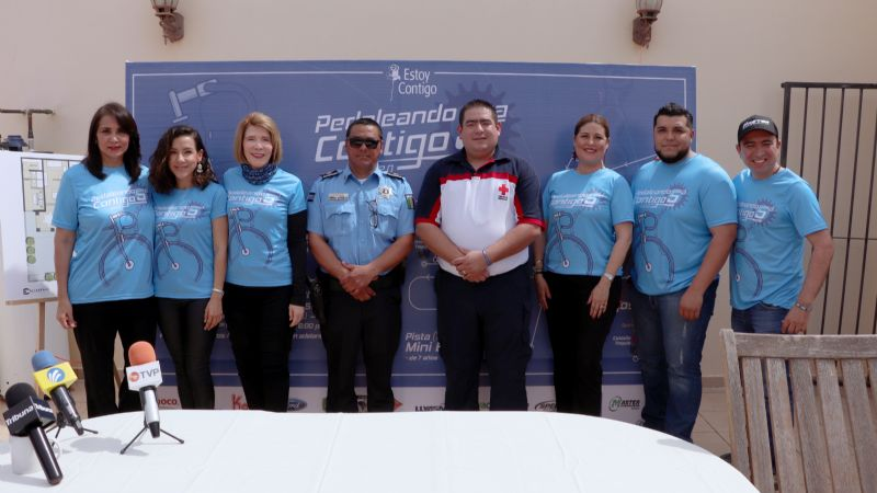 Invitan a la sociedad de Ciudad Obregón a la 5ta edición de 'Pedaleando Contigo'
